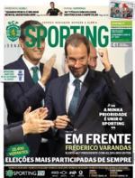 Jornal Sporting - 2018-09-13