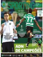 Jornal Sporting - 2018-09-27