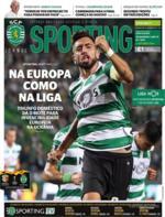 Jornal Sporting - 2018-10-04