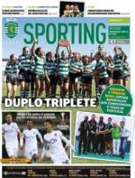 Jornal Sporting - 2018-10-11