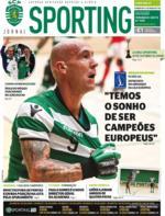 Jornal Sporting - 2018-10-18