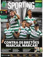 Jornal Sporting - 2018-10-25