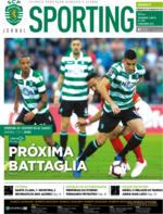 Jornal Sporting - 2018-11-09