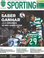 Jornal Sporting - 2019-03-15