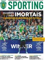 Jornal Sporting - 2019-05-02
