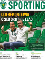 Jornal Sporting - 2019-09-27