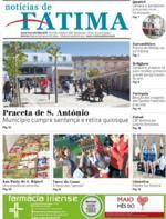 Notícias de Fátima - 2018-05-04