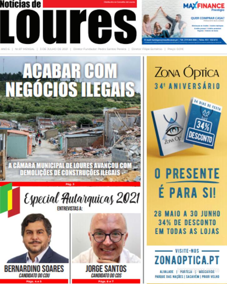 Notícias de Loures