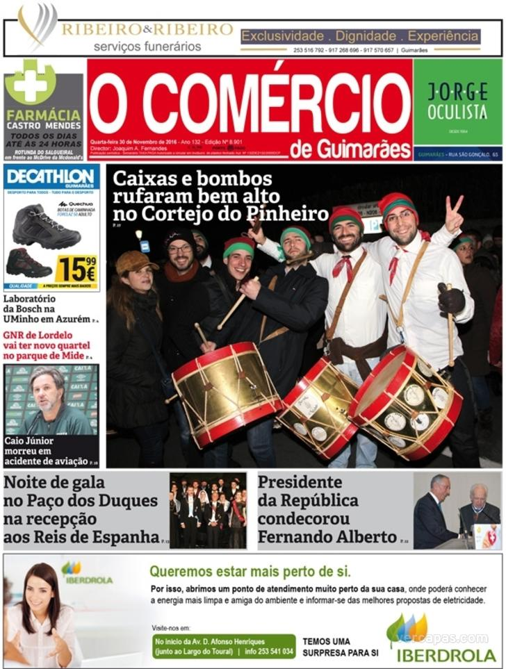 O Comércio de Guimarães