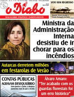 O Diabo - 2017-08-01