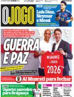 O Jogo - 2021-07-14
