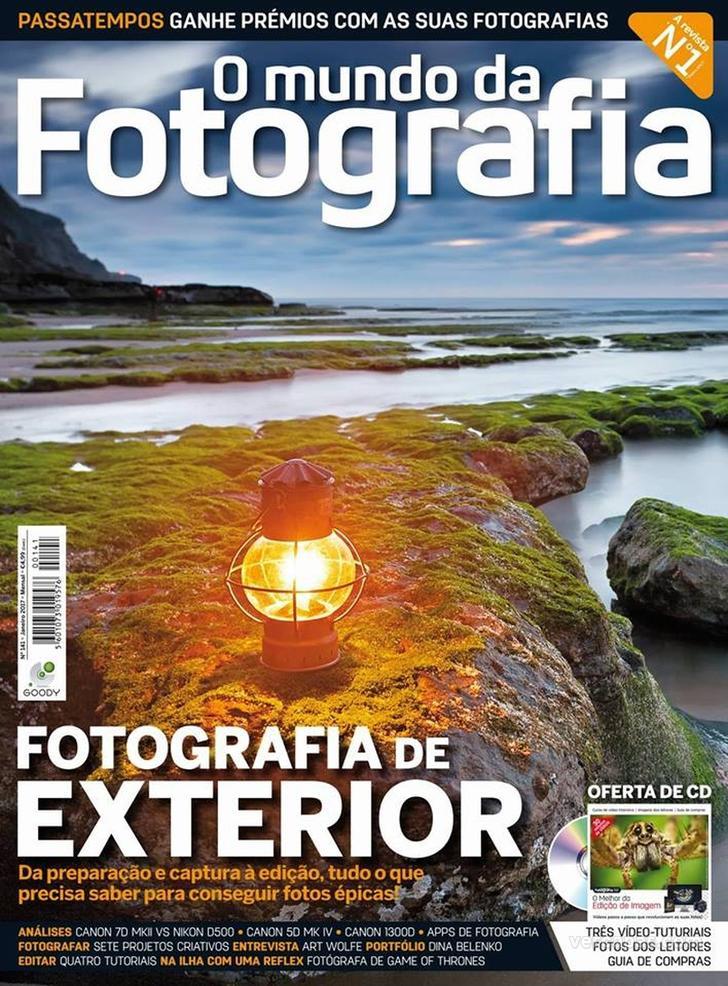 O Mundo da Fotografia Digital