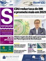 O Setubalense - 2020-06-08