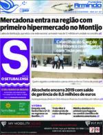 O Setubalense - 2020-06-12