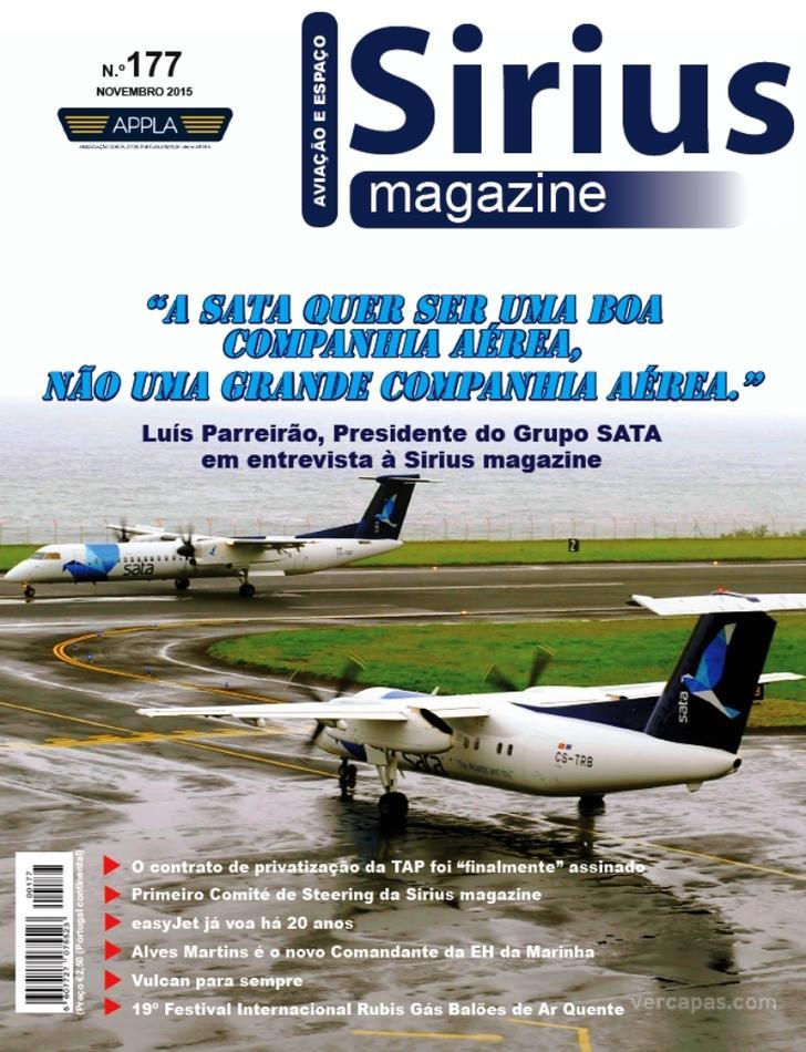 Sirius magazine