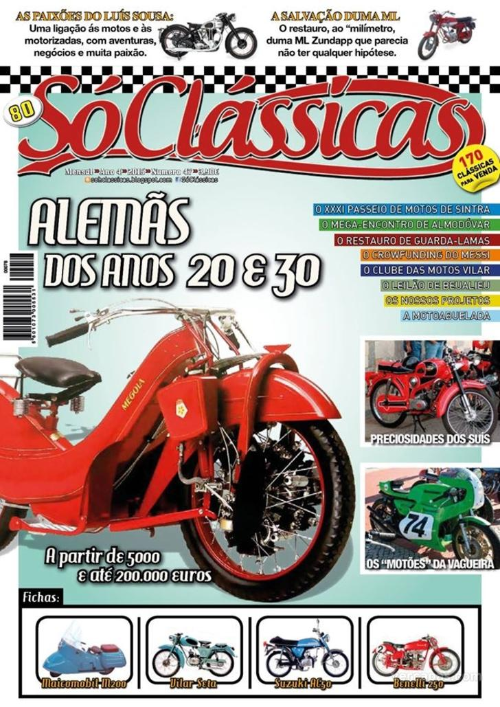 S�Cl�ssicas