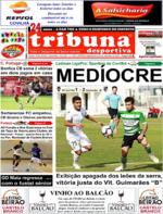 Tribuna Desportiva - 2018-09-03