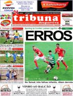 Tribuna Desportiva - 2018-10-29