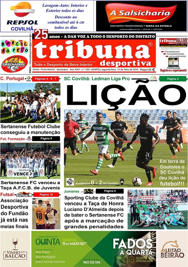 Tribuna Desportiva